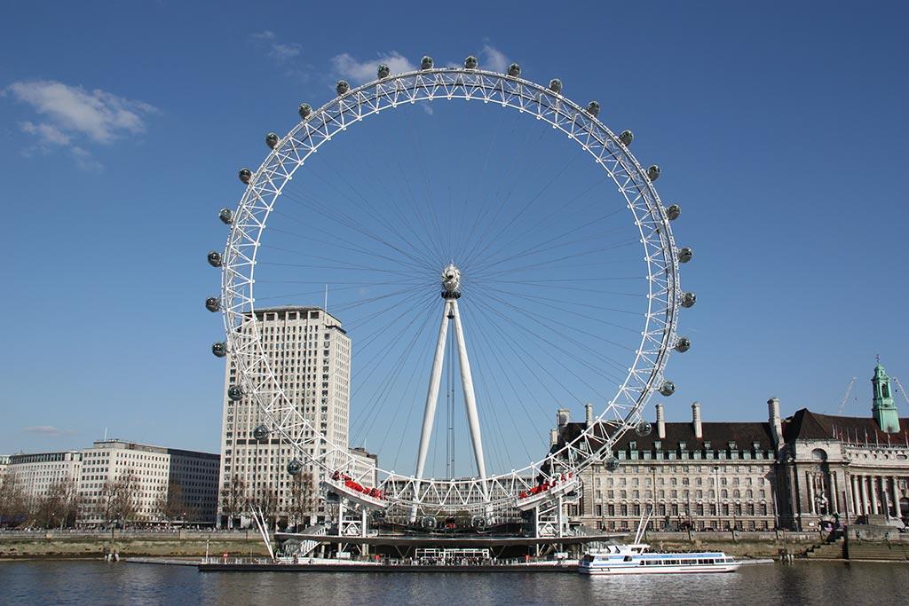 London Eye - 2009
