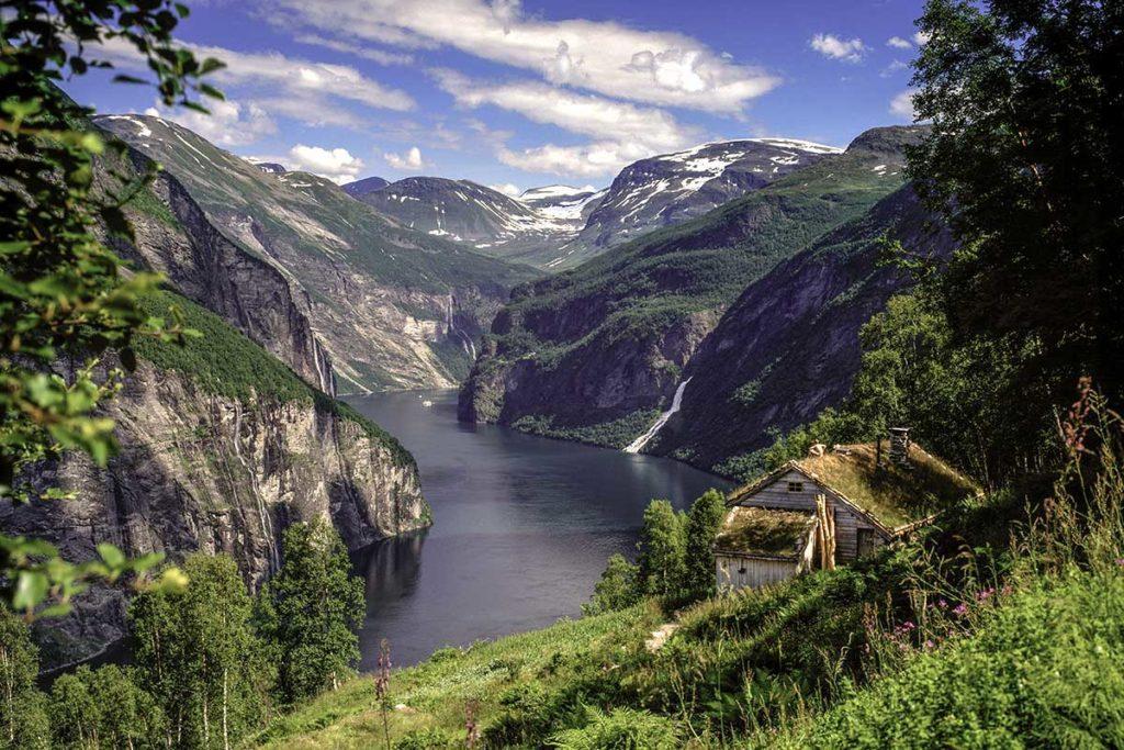 Photo de voyage en Norvège - Circuit