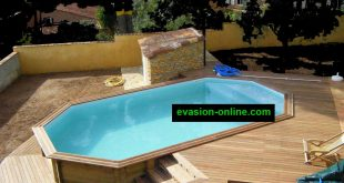 Tente de camping vacances arts guides voyages for Piscine hors sol decathlon
