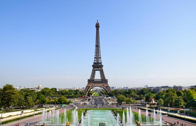 Tour Eiffel - Office de tourisme Paris