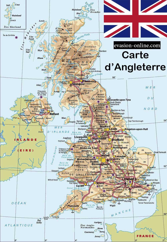 carte-ville-angleterre