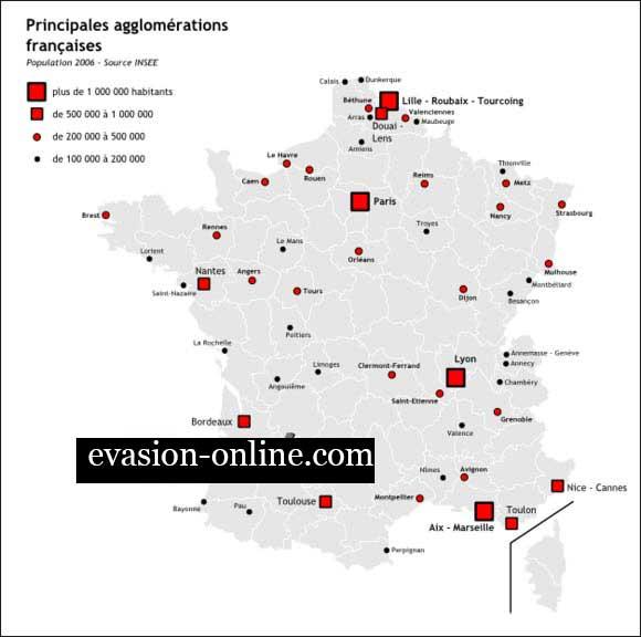 carte-villes-francaises
