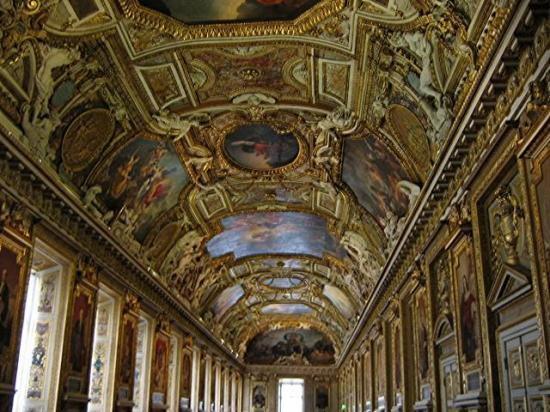 galerie Apollon - Le Louvre