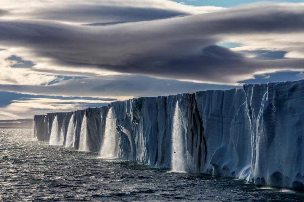 Glacier de Norvège - Paysage
