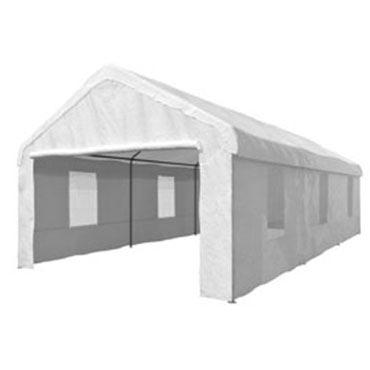 Tonnelle Tenerif blanc - Tente Jardin