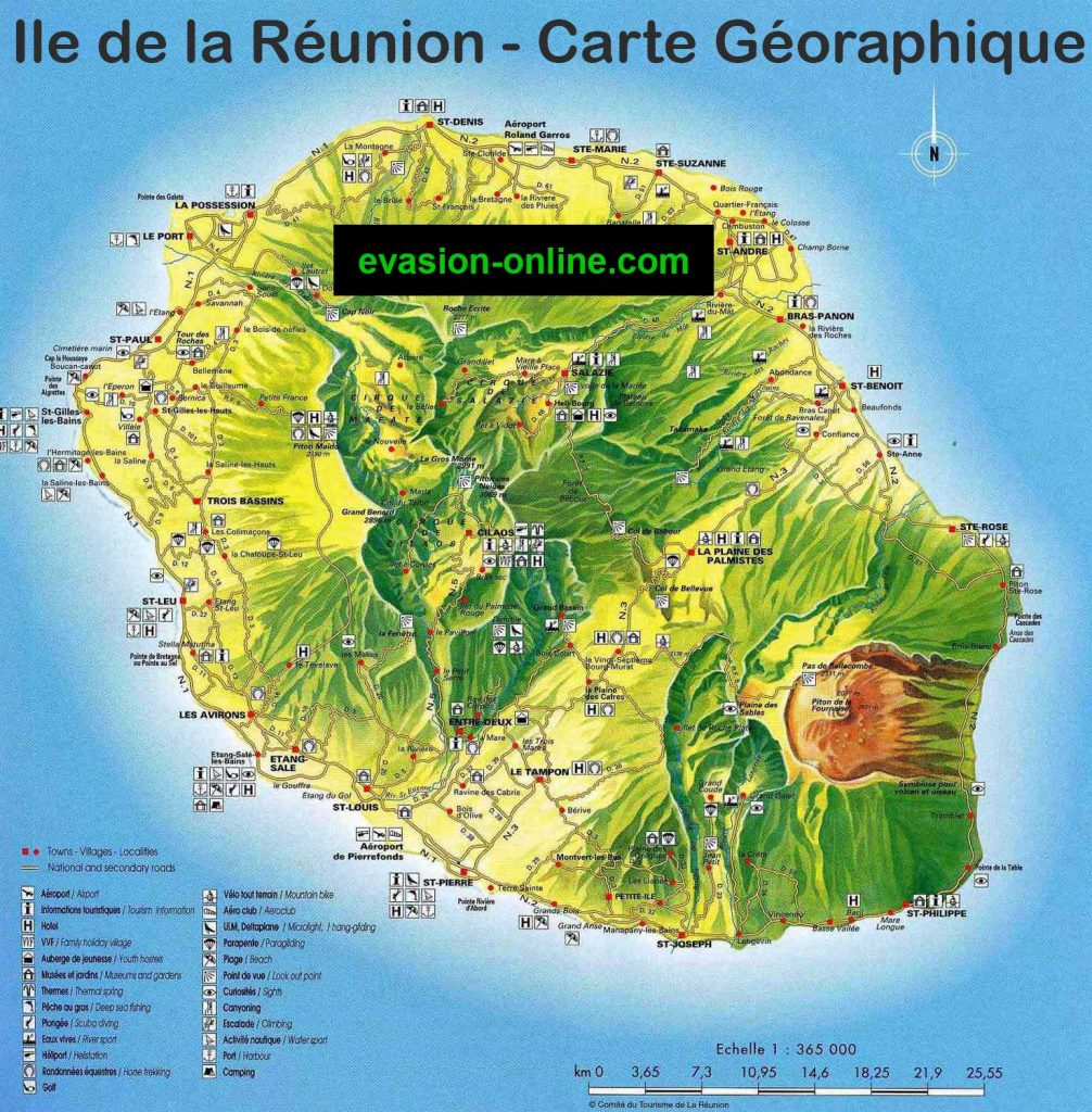 carte routiere 514 ile de france 2011