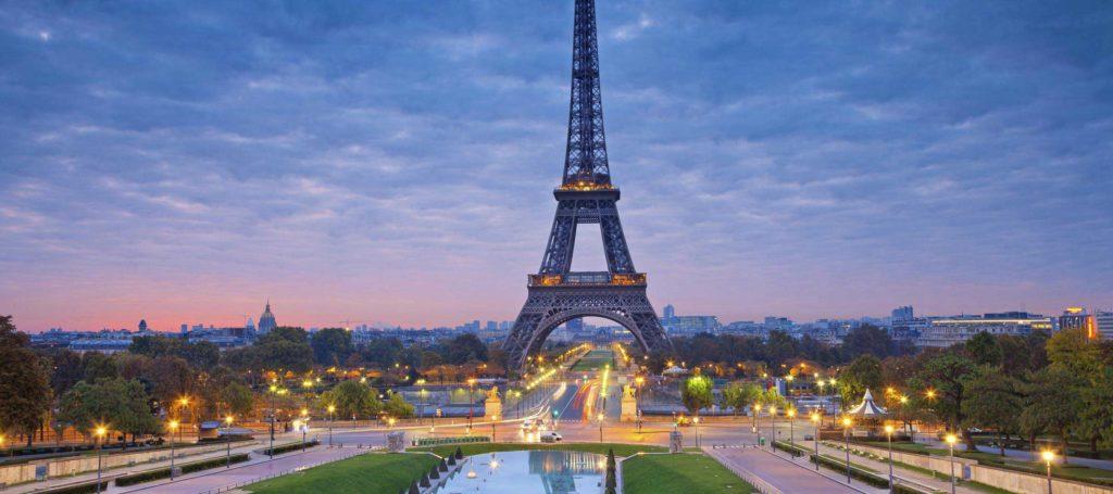 Paris - Photo de nuit