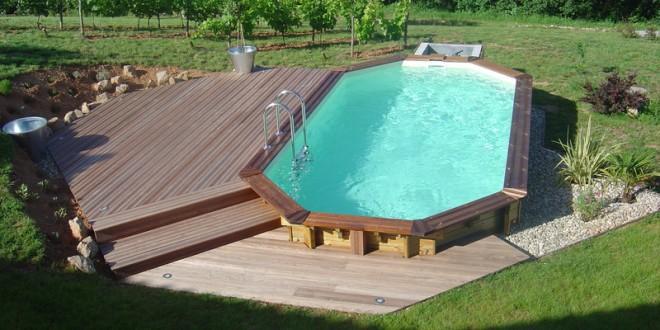 Infos sur piscine rectangulaire hors sol acier for Article piscine