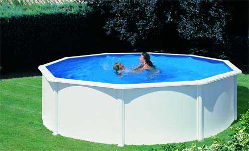 piscine hors sol fidji ronde