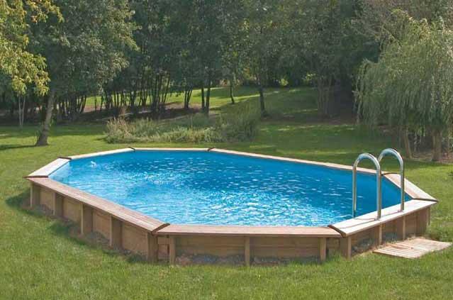 piscine rectangulaire hors sol castorama semi enterrée