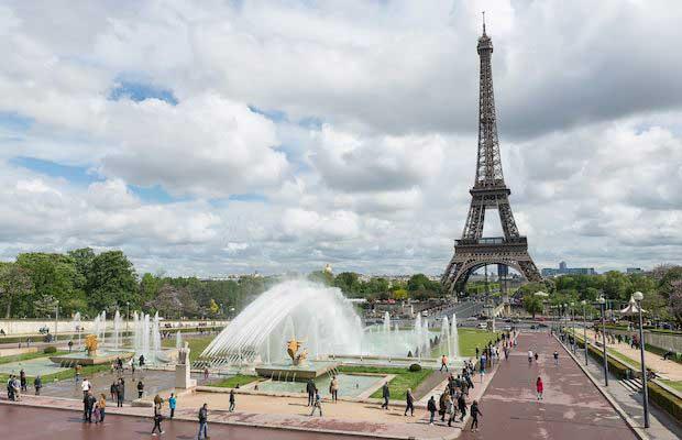 Le Trocadéro - Paris