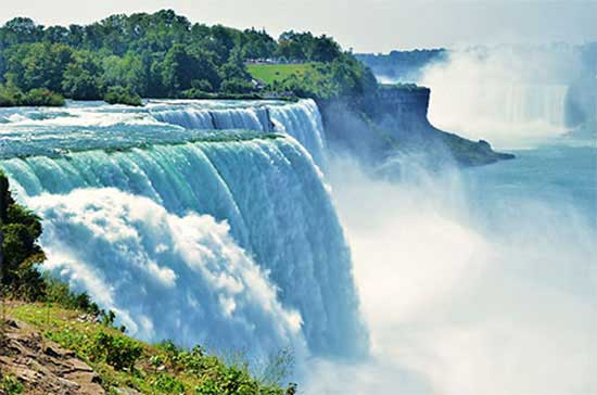 chutes du niagara – new york