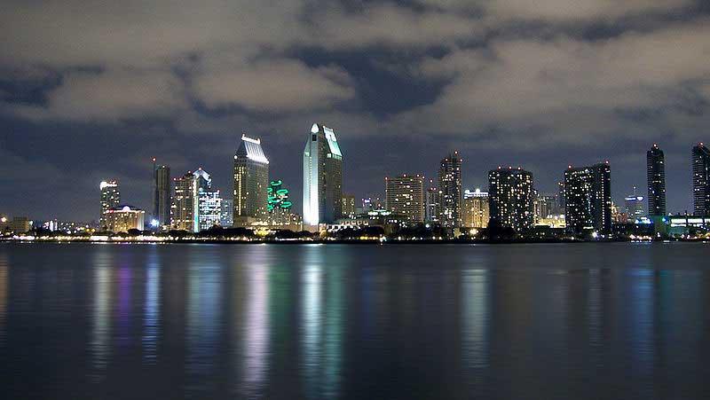 San Diego - Ville californienne