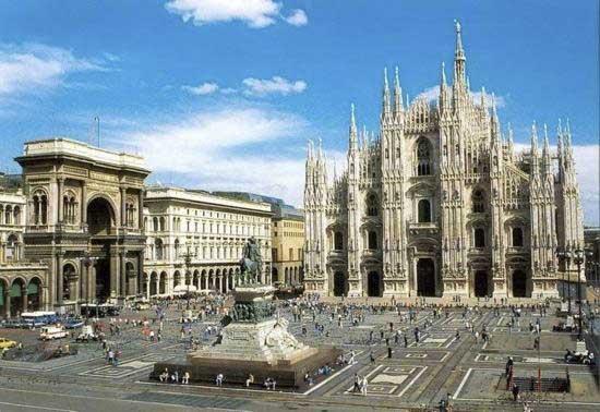 Milan capitale de la mode