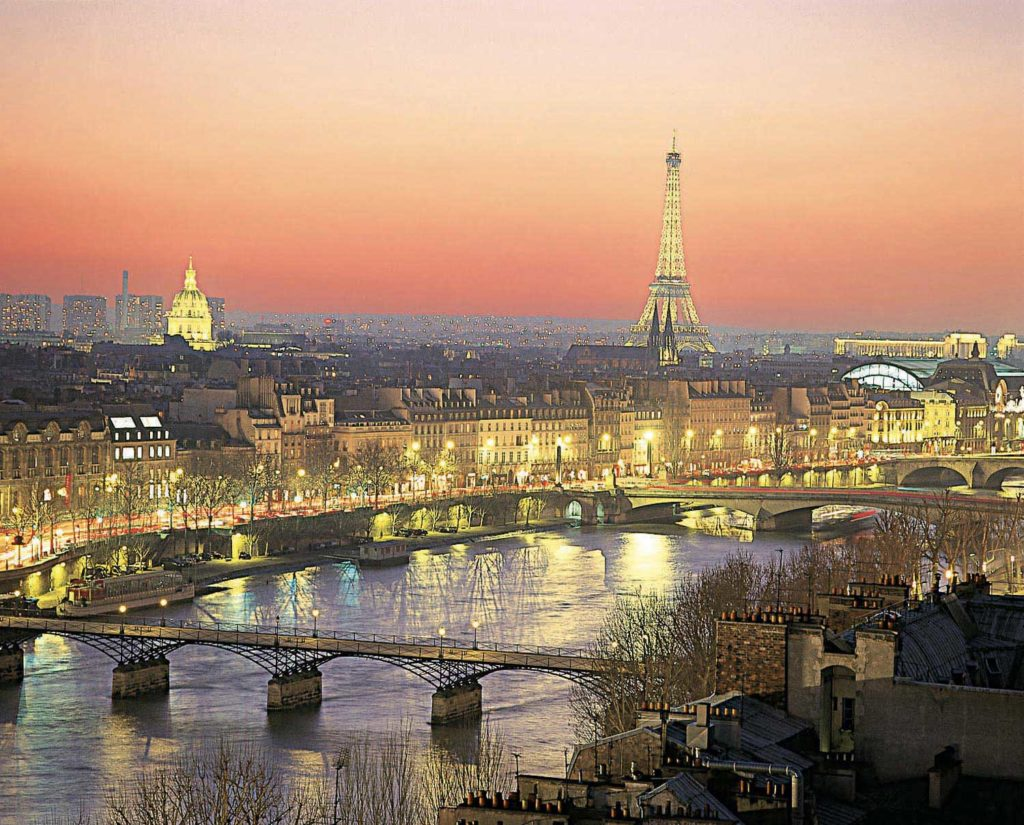 Capitale de la France