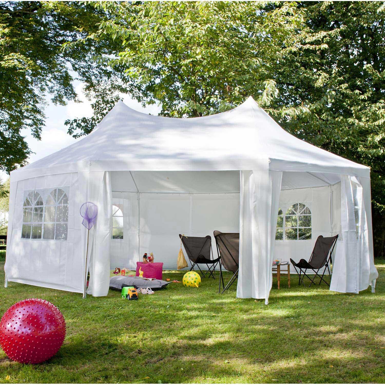 Tente de jardin vacances arts guides voyages - Tonnelle de jardin castorama ...