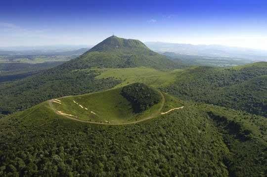 Volcans  en Auvergne