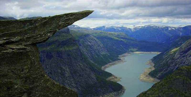 Fjord - Voyage en Norvège