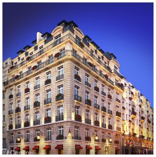 Bristol Paris - meilleur hôtel en France