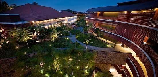 Singapour - Top 50 des meilleurs hôtels du monde