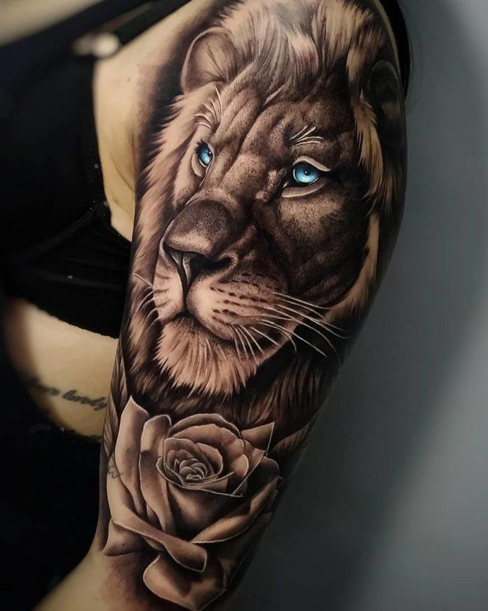 Tatouage animal