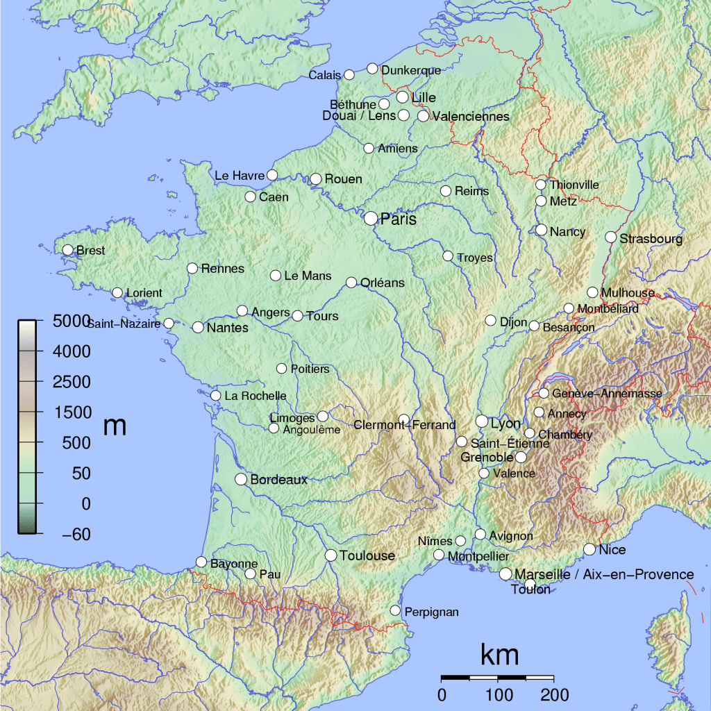 Carte-des-principales-villes-de-France