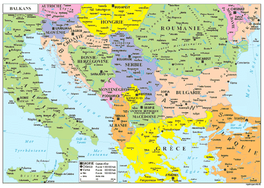 carte-de-l-europe-de-l-est