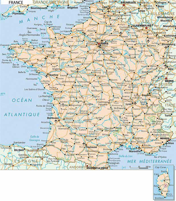 Voyages - Viles de France