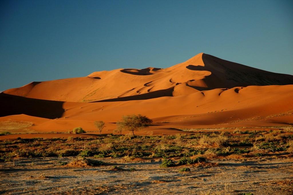 Sossusvlei en Namibie