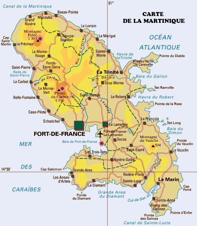 Martinique   Un Eden Maritime » Vacances   Arts  Guides Voyages