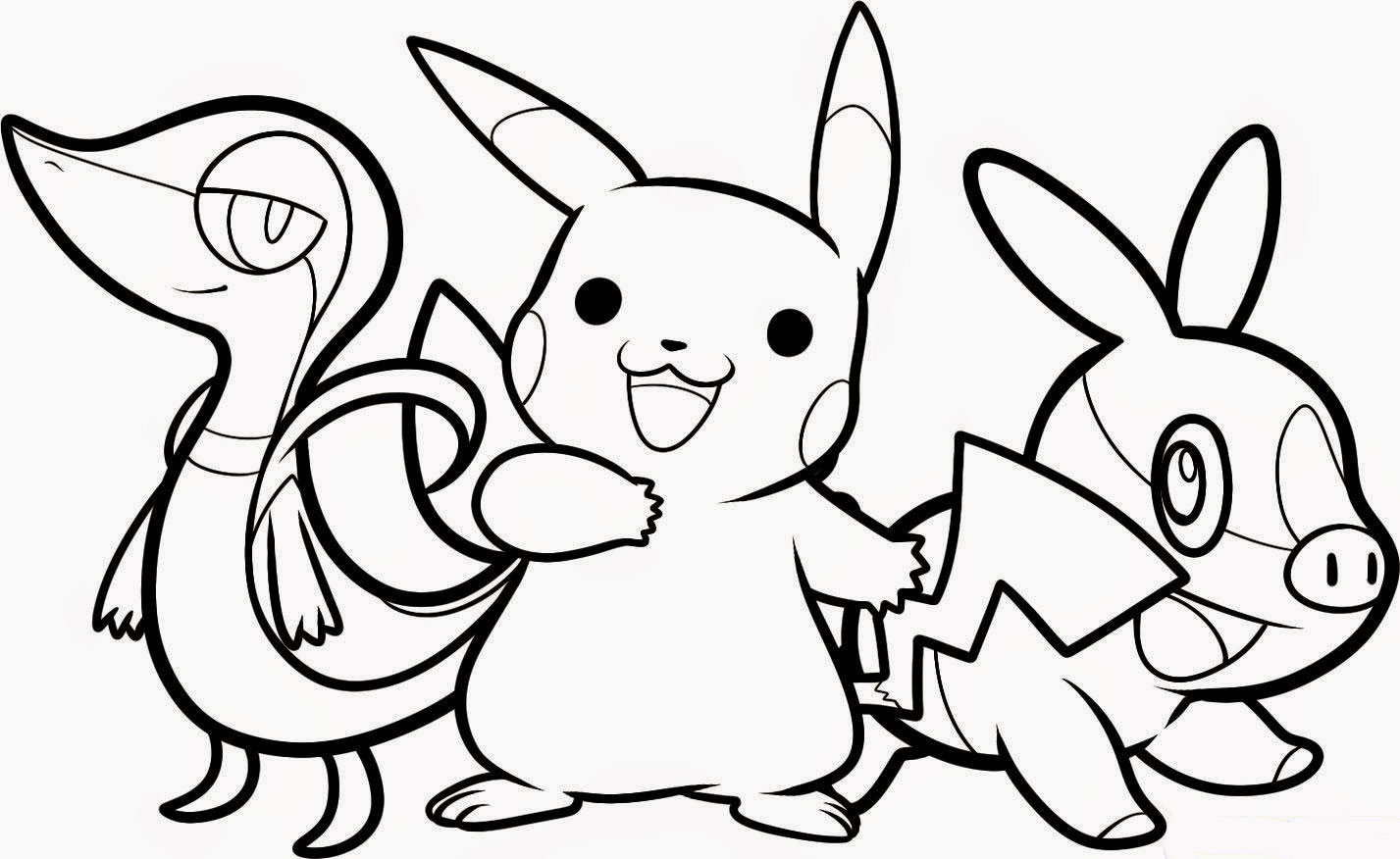 Coloriage images et dessins vacances arts guides - Modele dessin pokemon ...