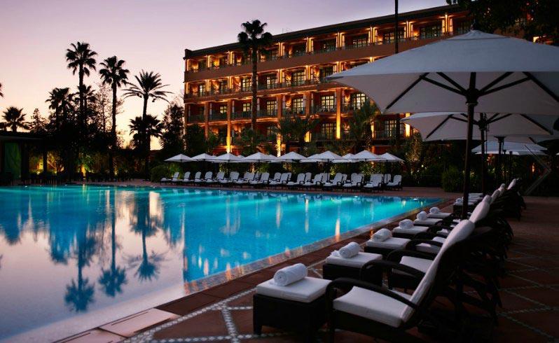 Mamounia : Meilleur Hôtel Urbain du Monde