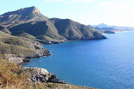 Photo d'un paysage en Espagne