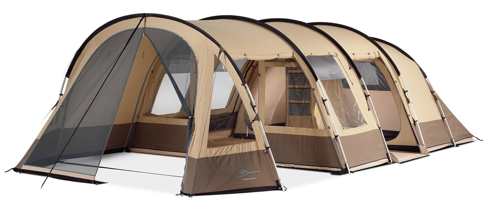 Tente de camping hollandaise
