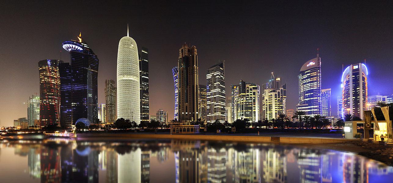 Photo de la ville de Doha