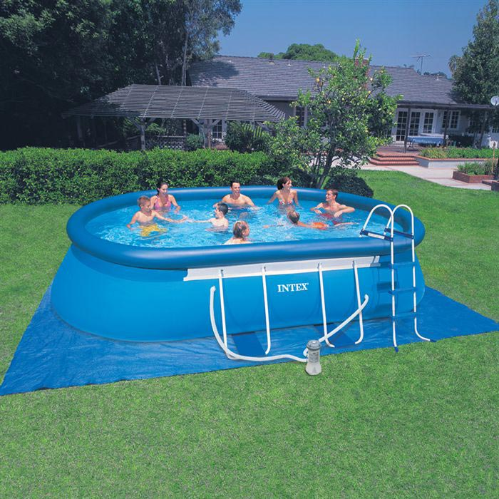 KIT Piscine INTEX