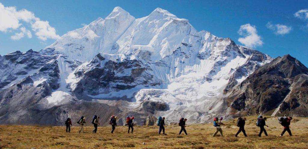 Trekking au Tibet
