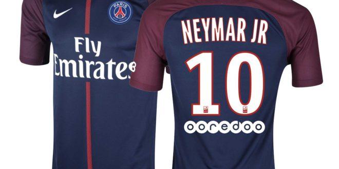 Maillot de foot - Neymar