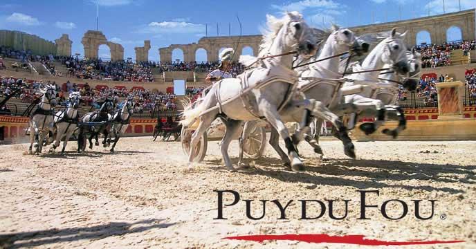 Affiche du Puy de Fou
