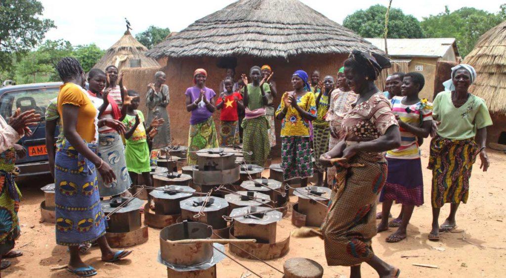 les enfants du Bénin