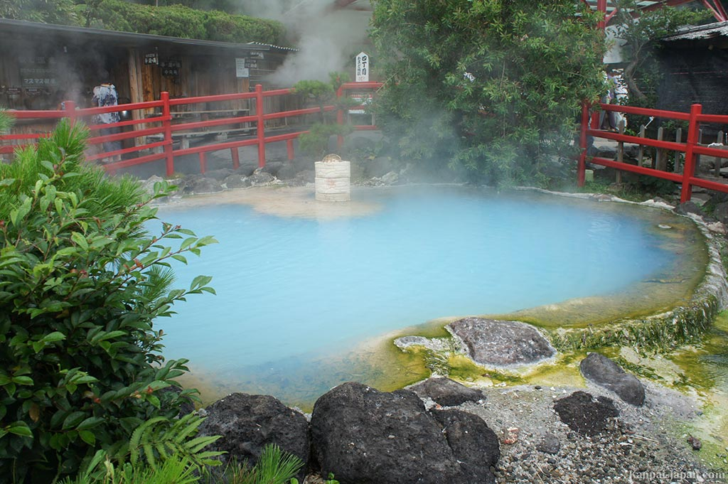 Beppu - Jigoku au Japon