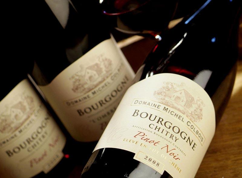 Bourgogne - Vin Rouge