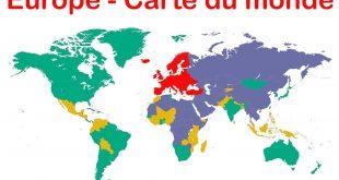 Europe-carte-du-monde