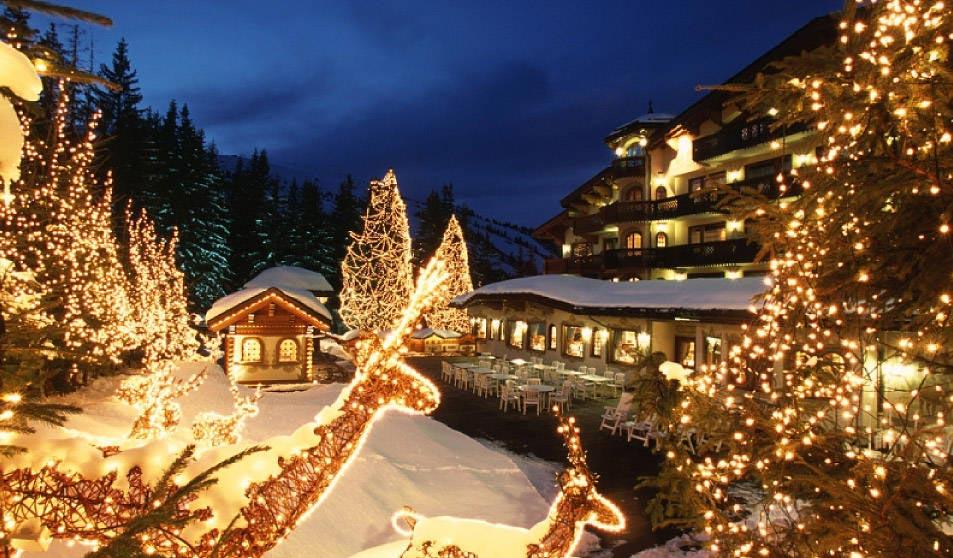 Noel au Ski