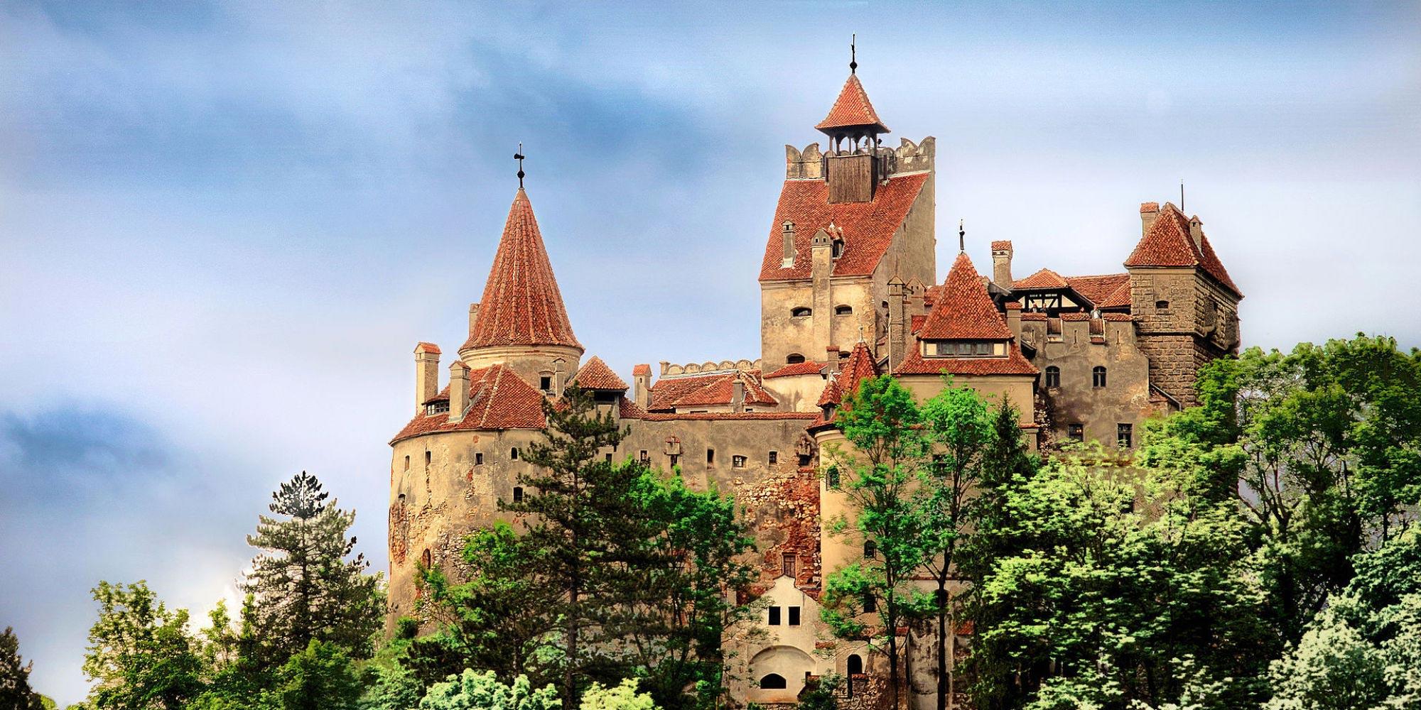 Roumanie - Le château de Dracula