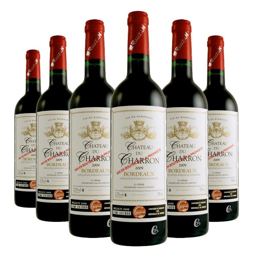 Vin rouge Bordeaux
