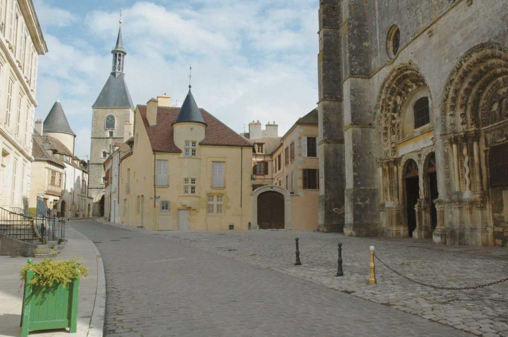 Avallon - Coeur historique