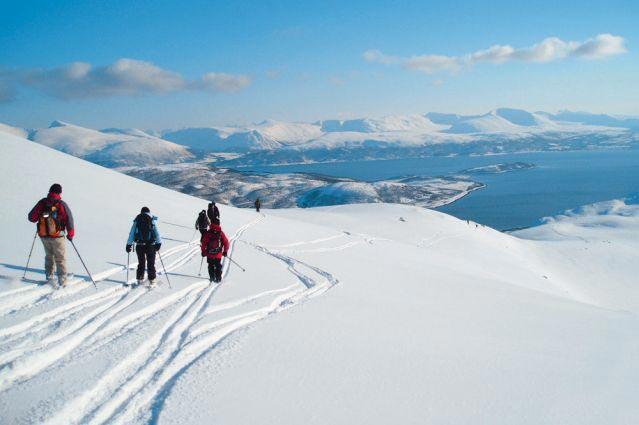 Norvège Ski