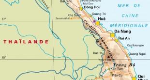 Carte Vietnam