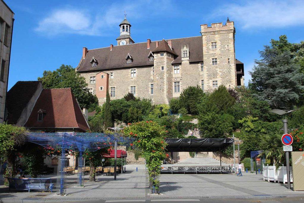 Tourisme à Montluçon - Château des ducs